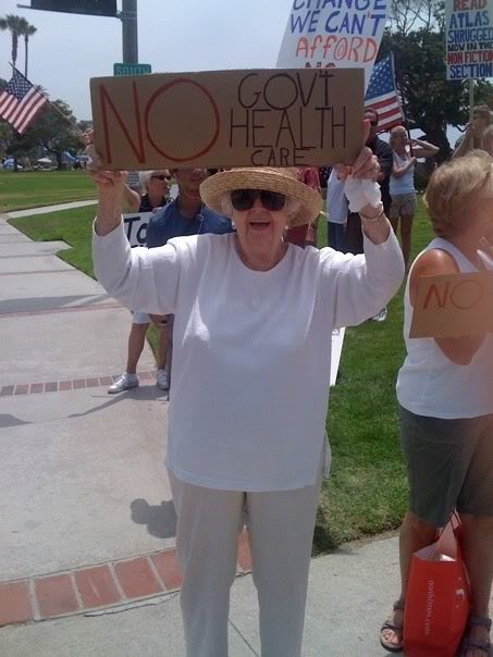 A person who would clearly not benefit from any sort of government-subsidized care.
