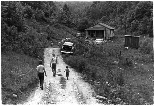 Appalachia, where poverty becomes gothic