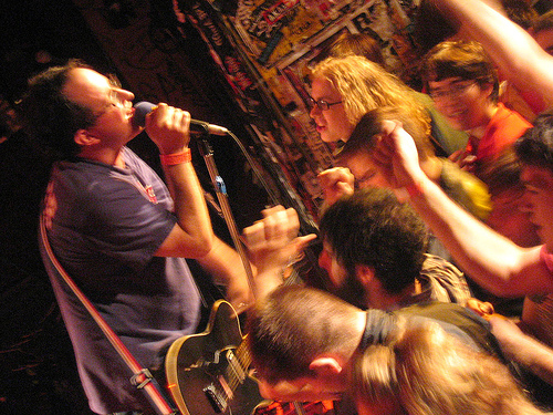 The Hold Steady-CBGB