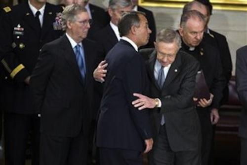 Boehner Reid