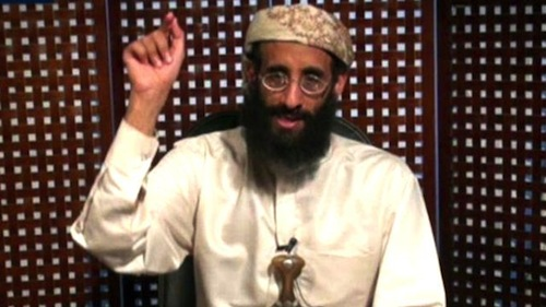 Anwar al-Awlaki, an American-born Al-Qaeda operative, was killed by a drone strike in 2011.