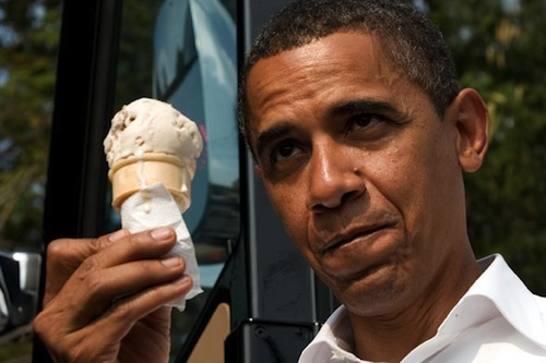 Elitist sumbitch never ate an ice cream cone in his life.