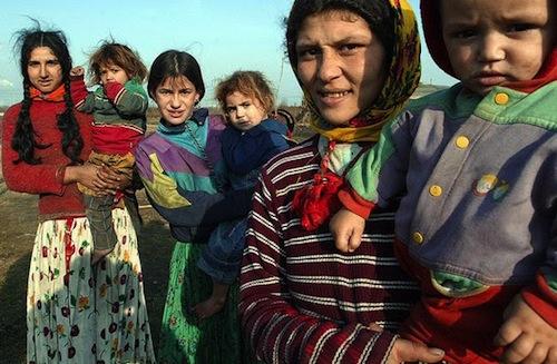 Irish Roma, better known as Gypsies