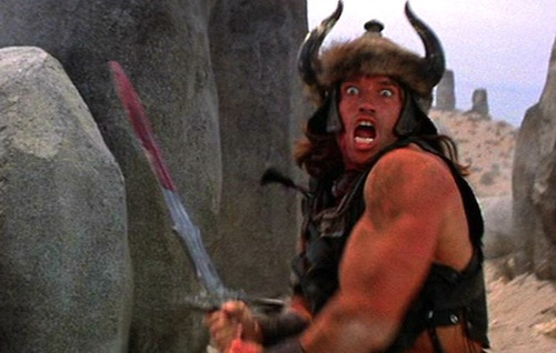 This image of Conan the Barbarian provided as a public-service alternative to pictures of inspectors, hearings or tax forms.
