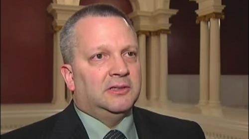 Pennsylvania Rep. Daryl Metcalfe (R–Cranberry)