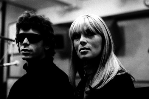 Lou Reed and Nico, circa 1965