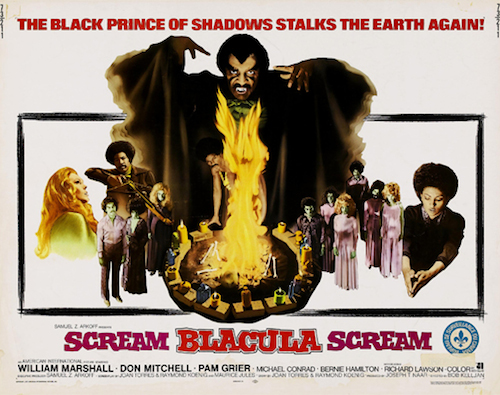 "A promotional poster for ""Scream, Blacula, Scream,"" one of the many quality films you can stream on Netflix"