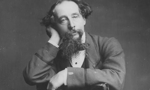 Charles Dickens, who would love Wattpad except for the part where he doesn't get paid