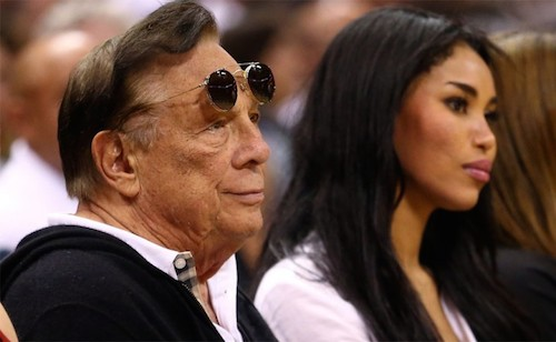 Donald Sterling, the false eyes he uses to distract predators, and the false friend to distract death