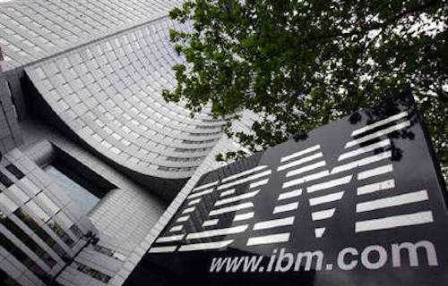 Corporate headquarters of IBM, which recently converted to Islam and changed its name to MHMD. This joke by Ben Gabriel