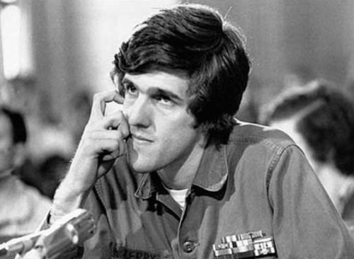 """""""Last person to die for a mistake"""" -era John Kerry, when words meant something"""