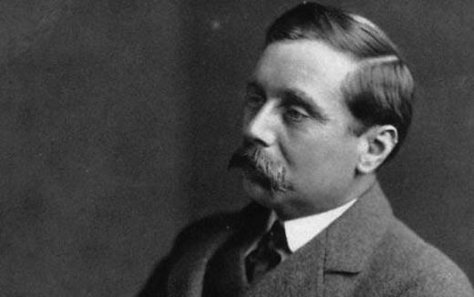 "HG Wells, who observed that ""cynicism is humor in ill health"""
