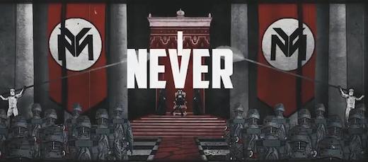 "A screen cap from Nicki Minaj's ""Only"" video"