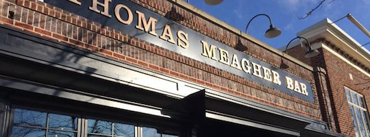 The Thomas Meagher Bar, formerly Sean Kelly's, in Missoula