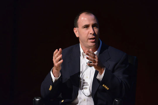 New York Magazine author Jonathan Chait destroys his ally cred with a blue blazer.