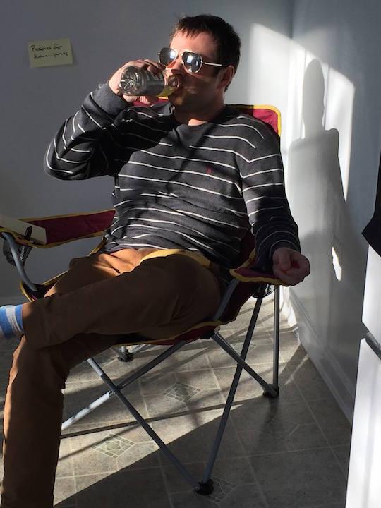 The first A. Ron Galbraith of 2015