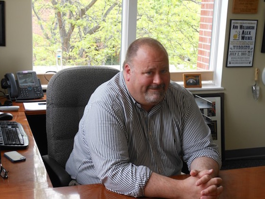 Missoula Mayor John Engen
