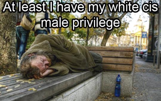 white-privelege