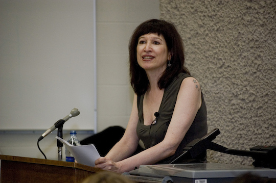 Northwestern professor and alleged discriminator Laura Kipnis