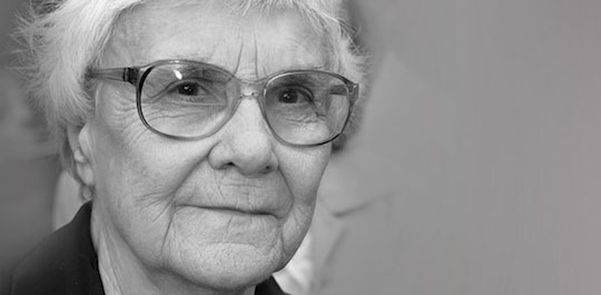 Harper Lee like 15 years ago