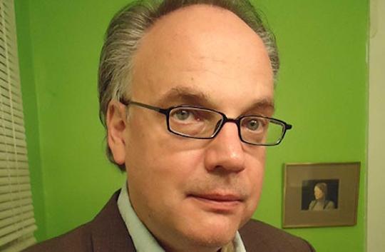 Michael Derrick Hudson, who has published poems as Yi-Fen Chou
