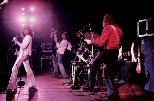Bad Company at the Oakland Coliseum Arena