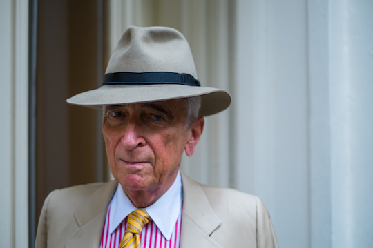 Legendary journalist and convicted sexist Gay Talese