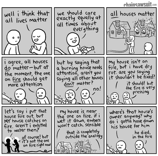 A piquant comic by Chris Straub