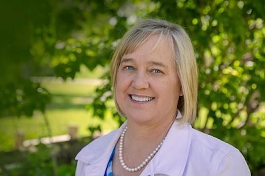 Montana Supreme Court candidate Kristen Juras