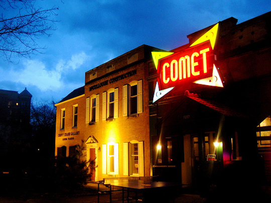 Comet Ping Pong in Washington, DC